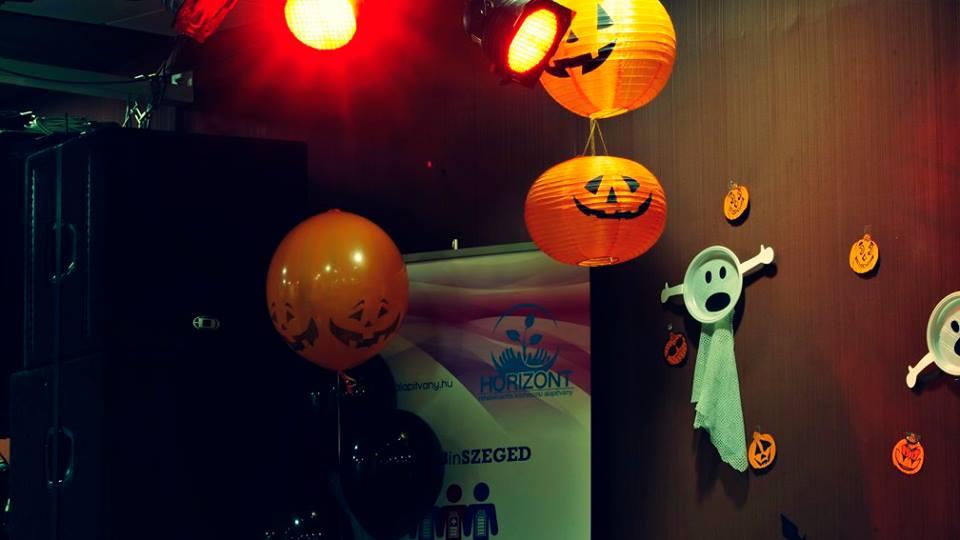 RehabInSzeged Sportbemutató és CsakAzértis! Buli Halloween (képek)